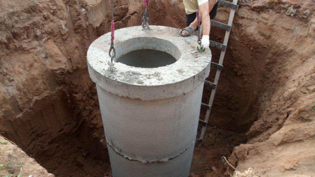 оборудование колодца на воду недорого