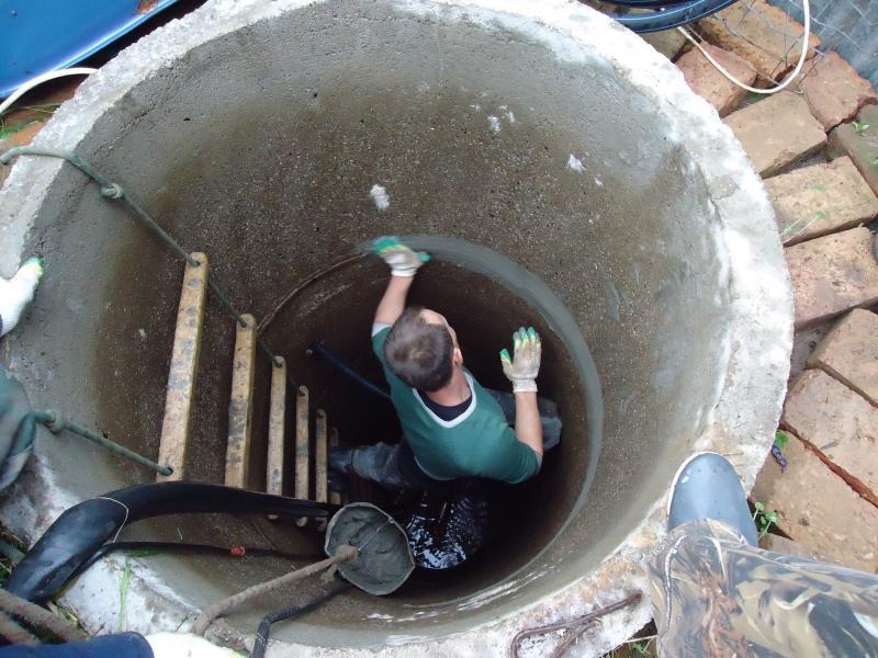 чистка колодцев на воду в Нижегородской области