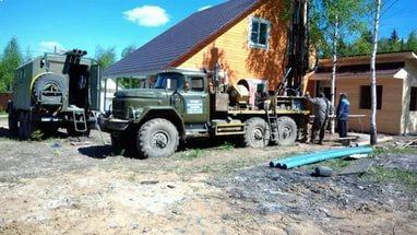бурение на воду в Нижегородской области недорого