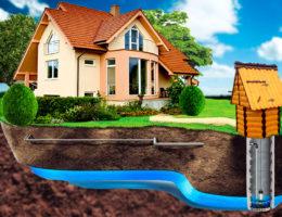 монтаж системы водоснабжения в доме