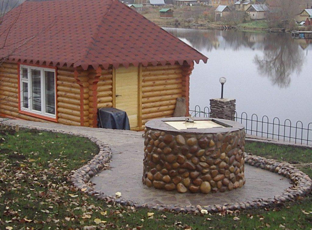 декорирование скважин и колодцев в Нижнем Новгороде