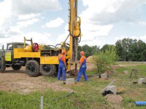 бурение скважин на песок недорого в Нижнем Новгороде