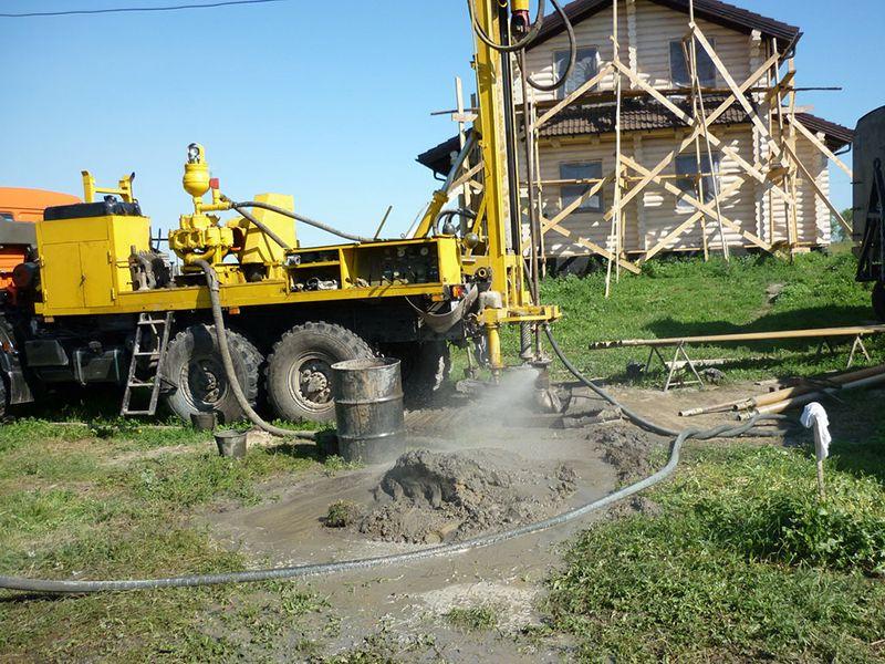 качественное бурение на воду в Нижегородской области