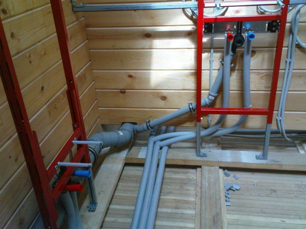 модернизация системы водоснабжения в загородном доме