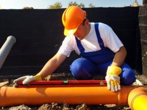 реконструкция канализации в загородном доме