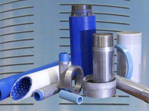 Фильтры для скважин на воду