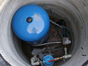Подготовка скважины к зиме