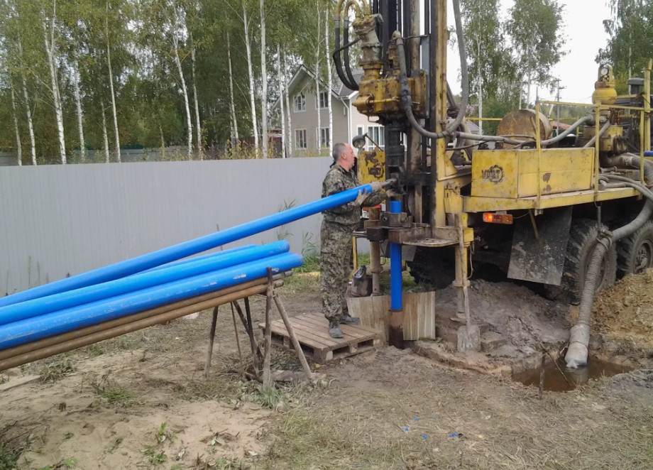 бурение на воду в Нижнем Новгороде