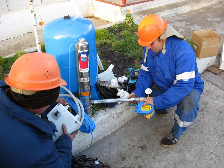 сервисное обслуживание скважин в Нижегородской области
