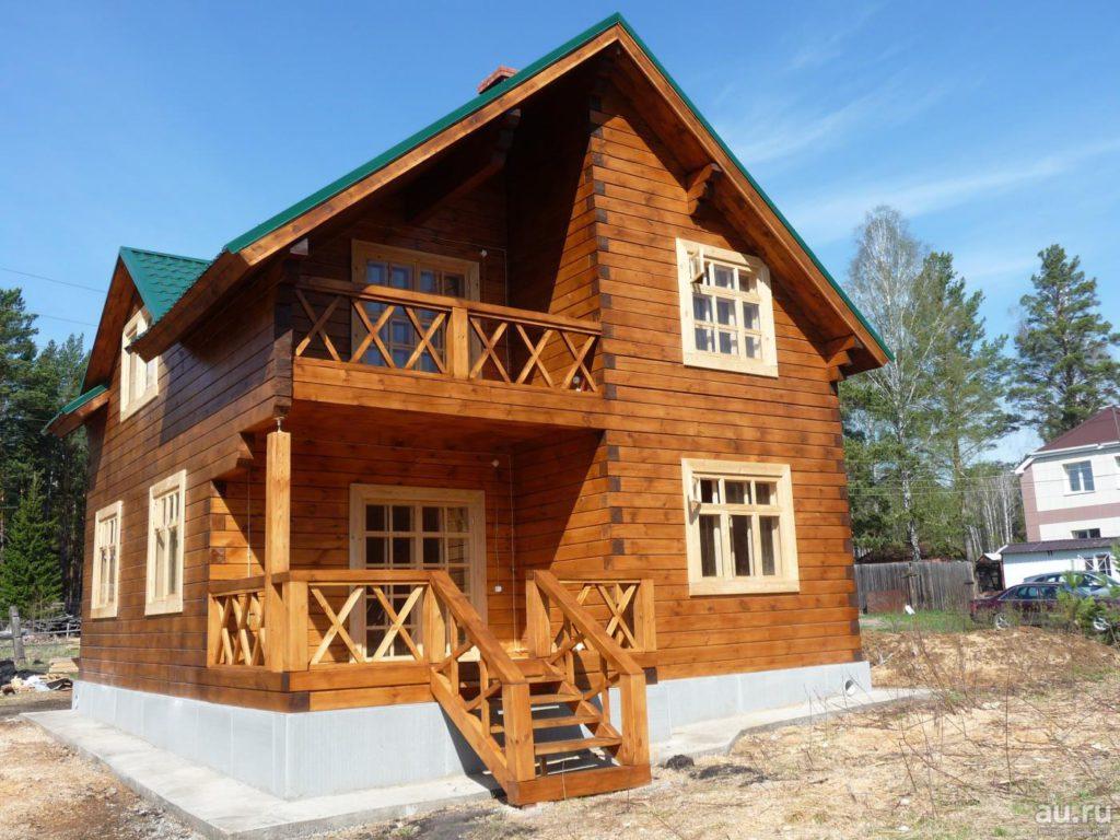 строительство домов из бруса в Нижнем Новгороде