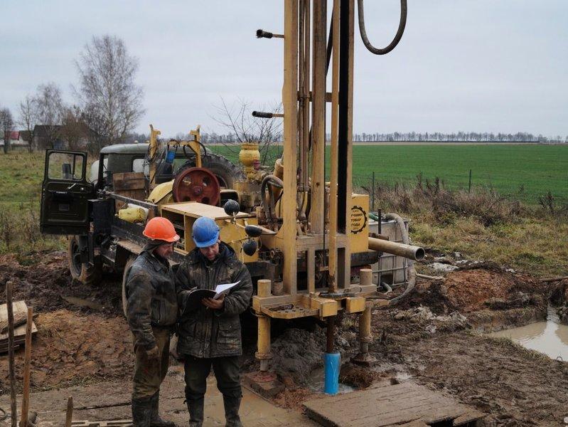 Бурение скважин на вод в рассрочку в Нижнем Новгороде