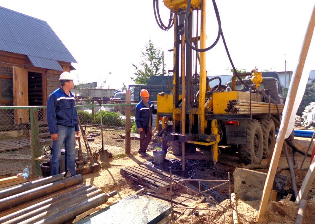 бурение скважин в коттеджных поселках Нижегородской области