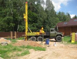 заказать бурение скважины в нижегородской области