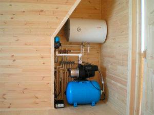 podgotovka sistemy vodosnabjenia