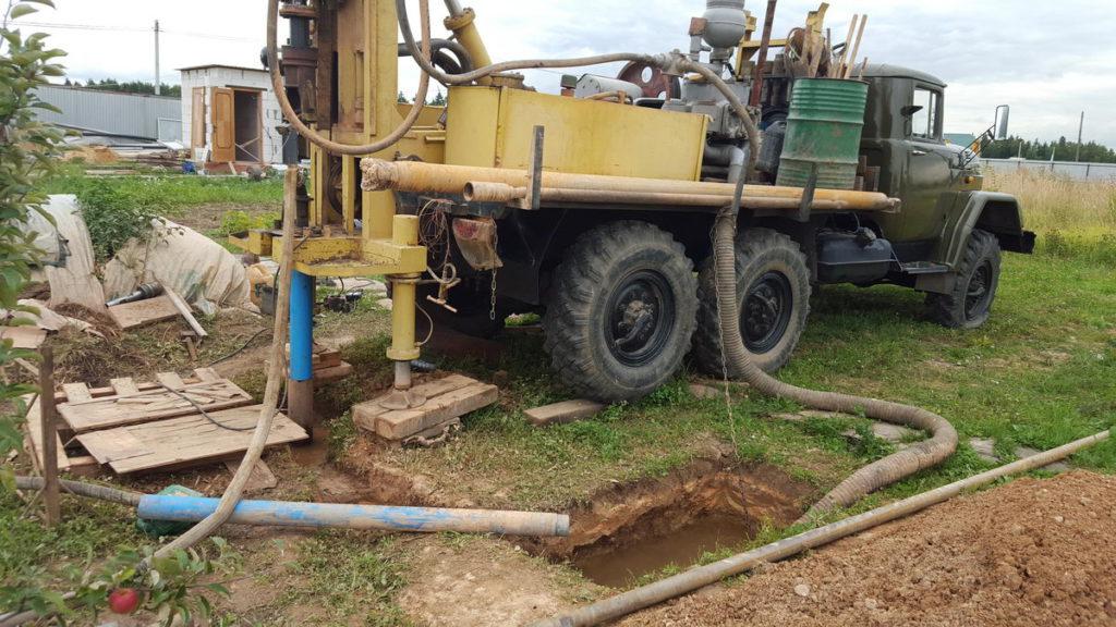 Бурение скважин в Нижегородской области недорого