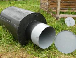 обустройство скважины с кессоном в Нижегородской области