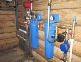 Схема автономного водоснабжения для загородного дома
