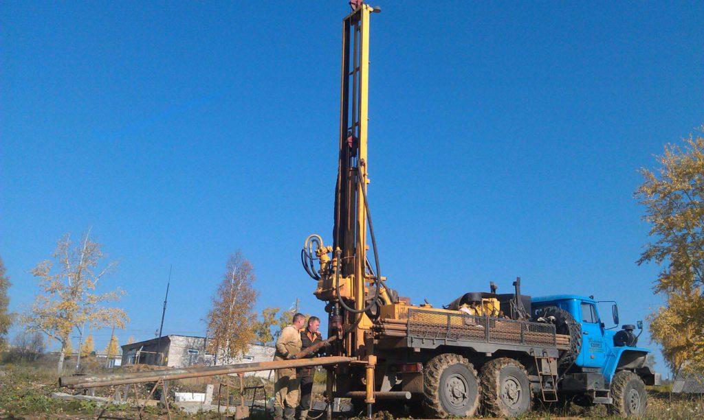 Бурение скважин с гарантией в Нижегородской области