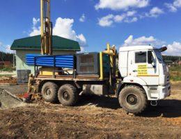 Бурение скважин с обустройством под ключ в Нижегородской области