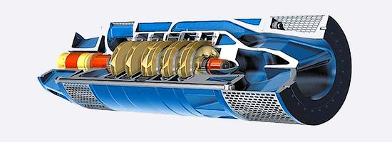Водоподъемное оборудование для скважины