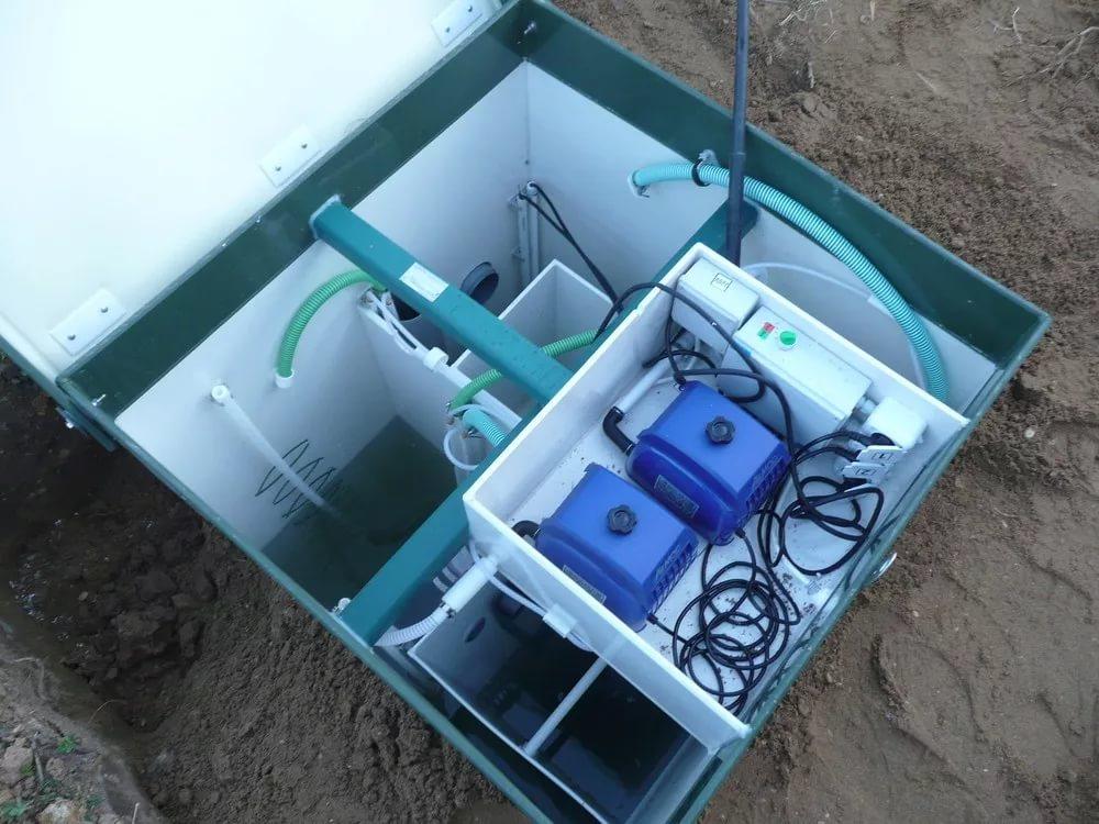Заказать ремонт септика в Нижнем новгороде и Нижегородской области
