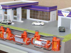 Водоснабжение для автозаправки (АЗС) в Нижнем Новгороде и Нижегородской области