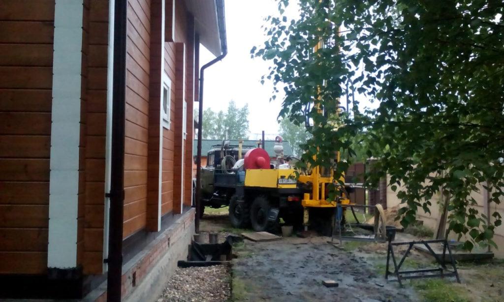 Бурение скважины с беспроцентной рассрочкой платежа в Нижегородской области