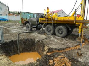 Бурение скважин с промывкой в Нижегородской области