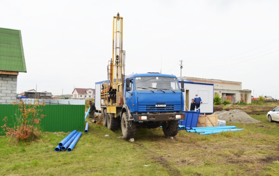 Бурение скважин на воду в тяжелых грунтах Нижегородской области