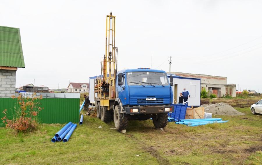 бурение скважин осенью в Нижегородской области