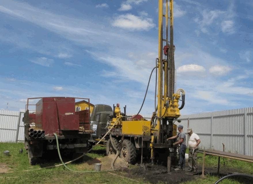 Бурение высокодебитных скважин в Нижегородской области