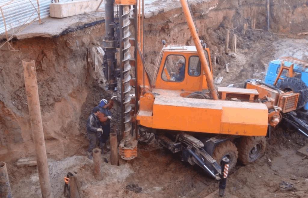 Лидерное бурение скважин в Нижегородской области