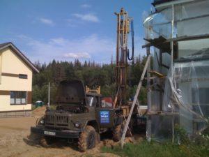 Недорого бурение скважин на воду в Нижегородской области