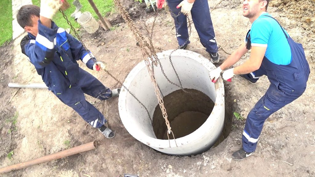 строительство колодца на воду в нижнем Новгороде и Нижегородской области