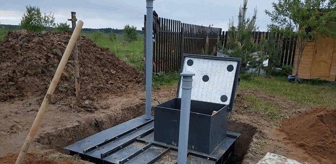 Монтаж пластиковых погребов в Нижнем Новгороде и Нижегородской области