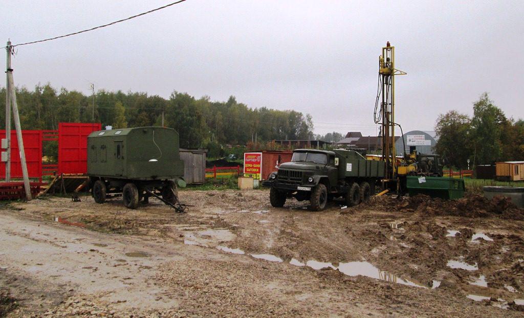 Бурение артезианских скважин на воду в Нижегородской области