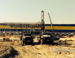 Бурение разведочно-эксплуатационных скважин в Нижегородской области