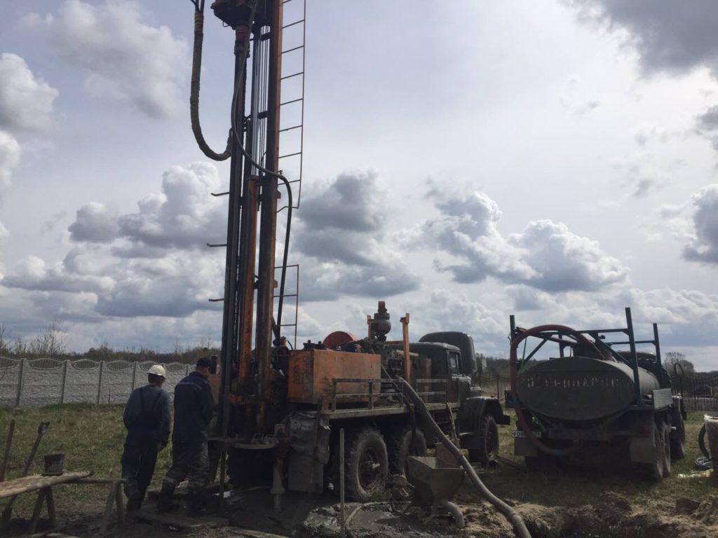 Обустройство промышленных скважин в Нижегородской области
