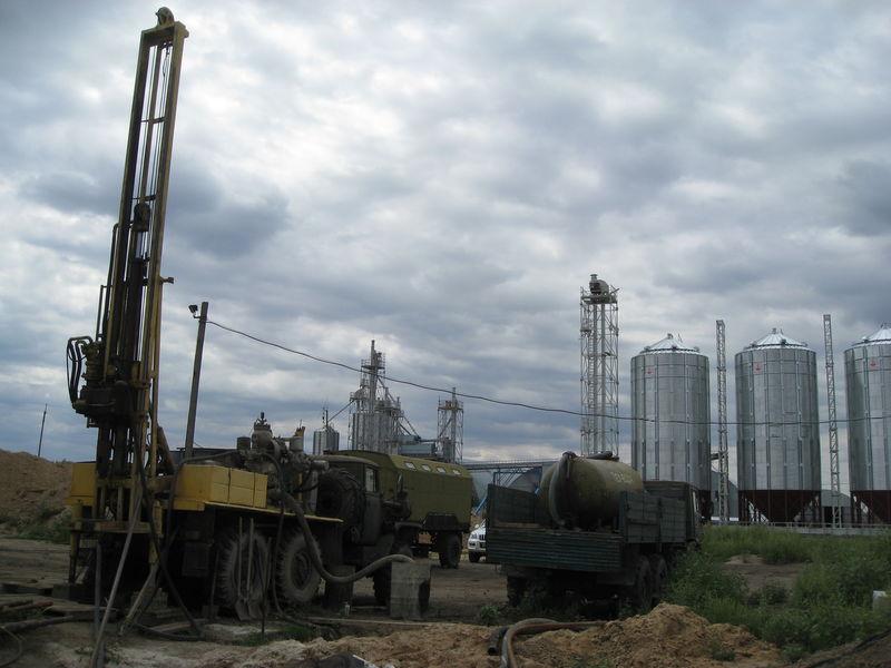 Промышленное бурение скважин в Нижегородской области
