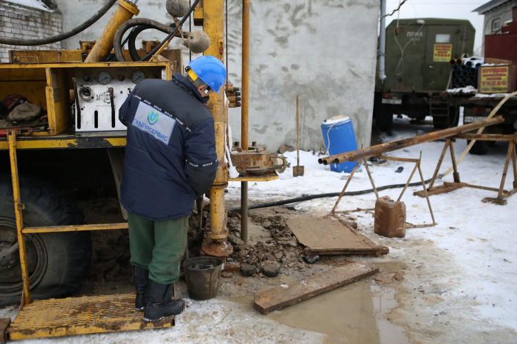 Бурение скважин под ключ на известняк в Нижегородской области