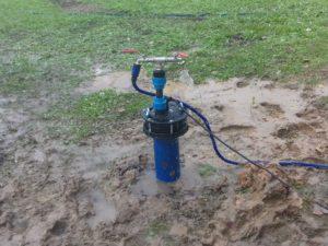 Дешевая скважина на воду