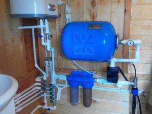 Организация системы водоснабжения для дома в Нижнем Новгороде