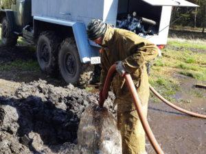Ремонт промышленных скважин на воду