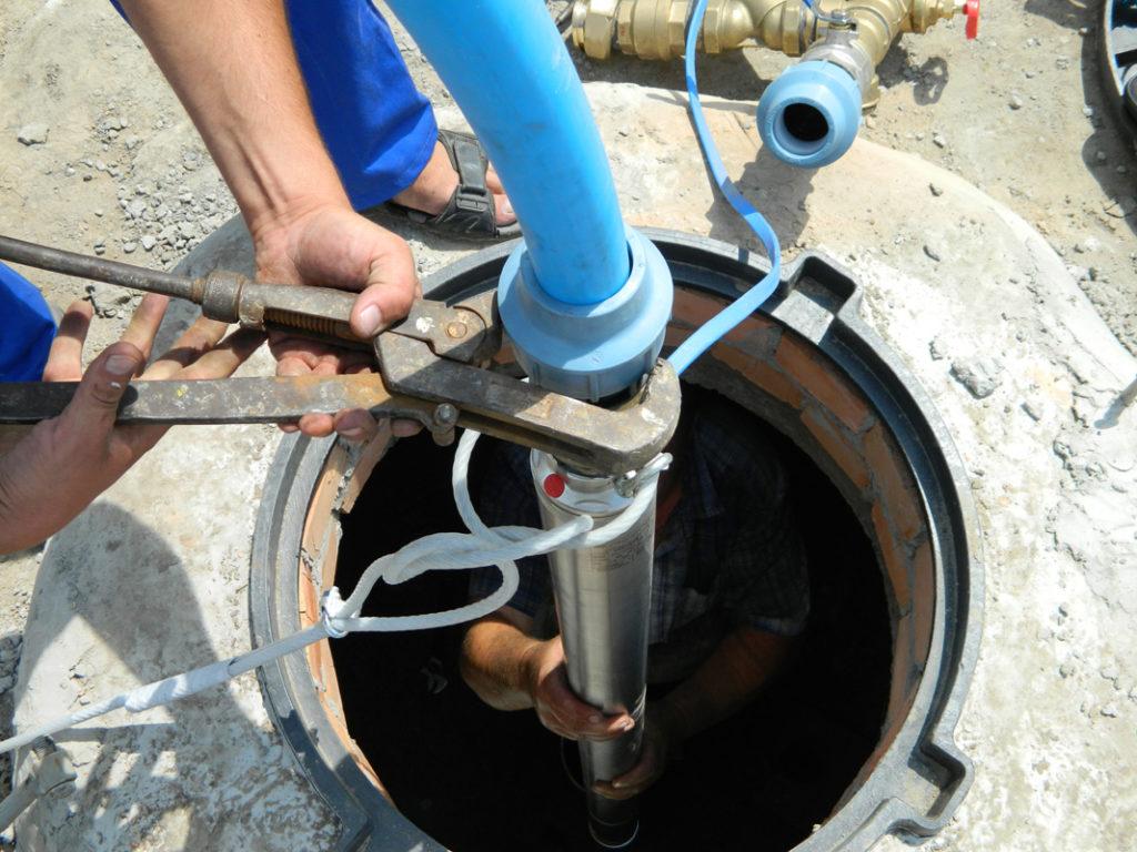 Ремонт скважин на воду в Нижегородской области