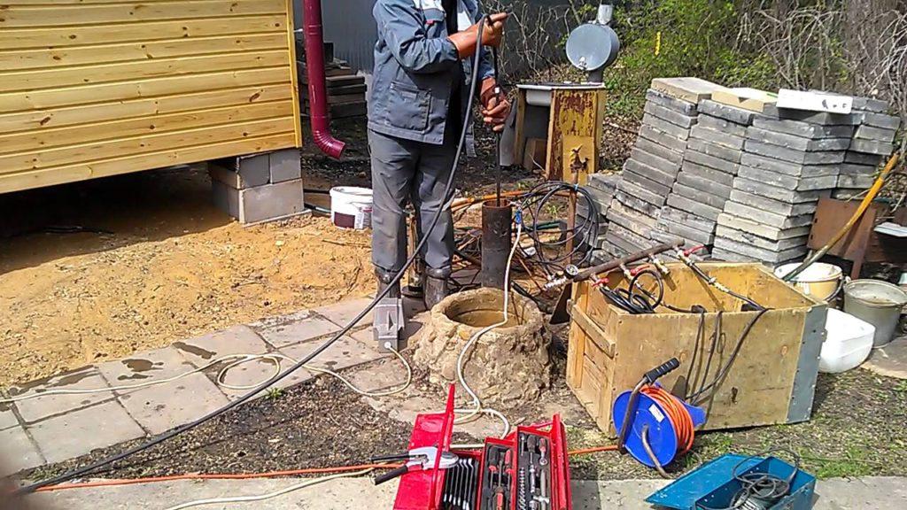 Видеообследование скважин в Нижегородской области