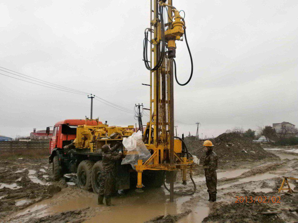 Бурение скважин под гидрогеологические изыскания в Нижегородской области