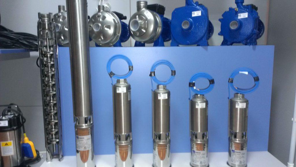 Погружные (глубинные) насосы для скважины