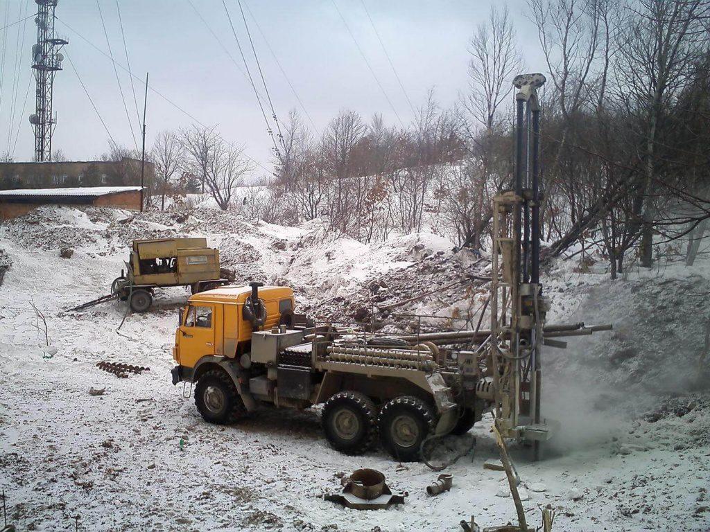 Бурение эксплуатационных скважин в Нижнем новгороде и Нижегородской области
