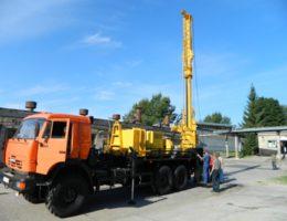 Бурение и обустройство артезианских скважин в Нижегородской области