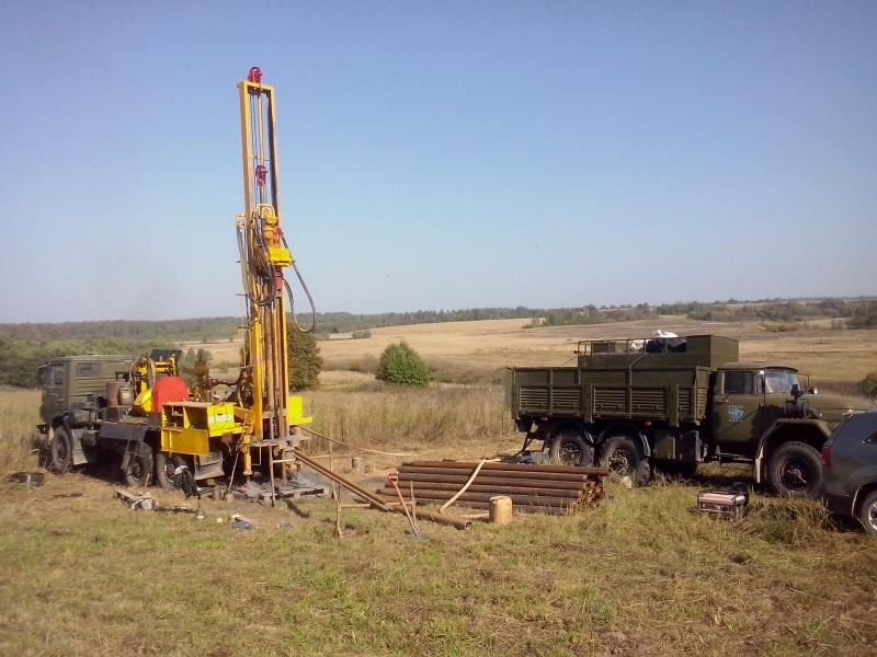 Заказать бурение промышленных скважин на воду в Нижегородской, Владимирской, Ивановской областях и Чувашии.